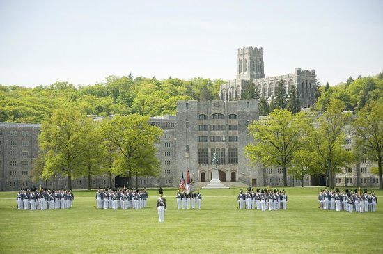 United States Military Academy: The Cadet Mess Hall