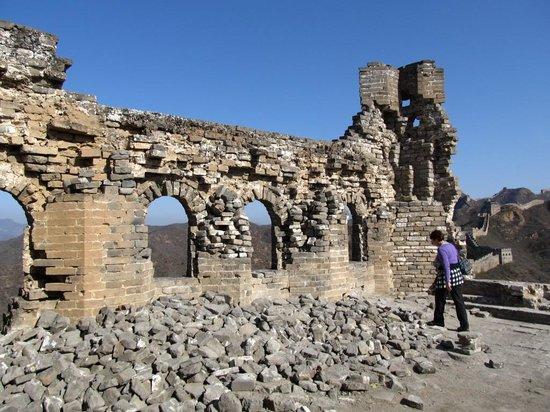 Jinshanling Great Wall: Jinshanling.