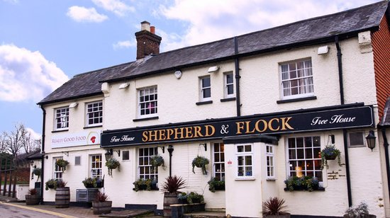 Shepherd & Flock Pub: Exterior