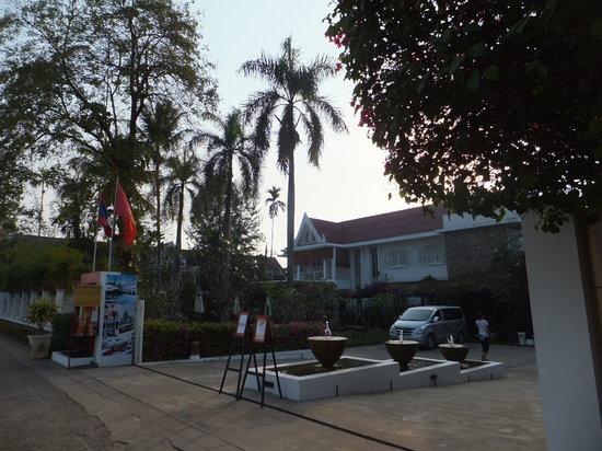 メゾン サウバンナフォウム ホテル , outside view
