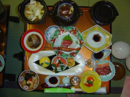 Hamatoku: 夕食