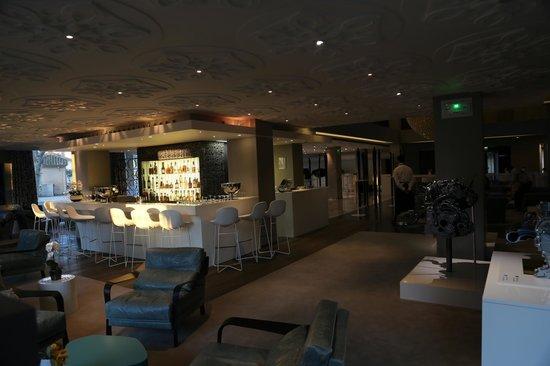 Hotel de Paris Saint-Tropez: Barbereich