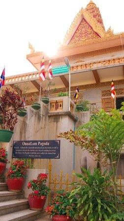 Wat Ounalom: OunaLom Pagoda