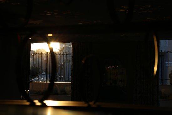 Hotel de Paris Saint-Tropez: Sundowner