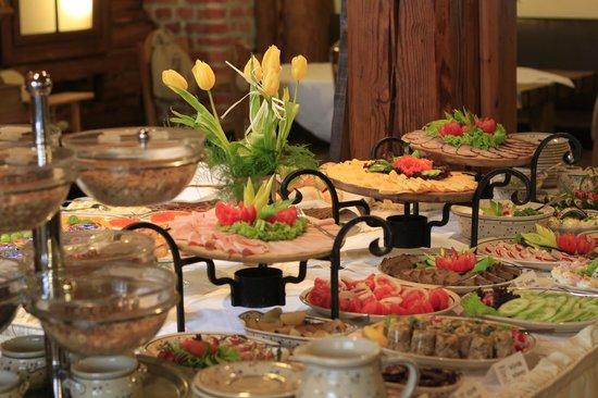 Spichrz Hotel: Breakfast