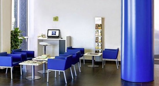 Ibis Budget Madrid Alcala de Henares: Business corner