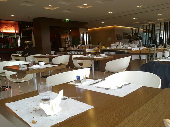 Best Western Hotel Goldenmile Milan: Sala colazione