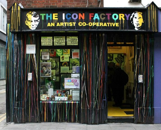 The Icon factory