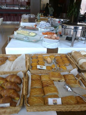 BEST WESTERN Hotel Goldenmile Milan: Colazione a buffet