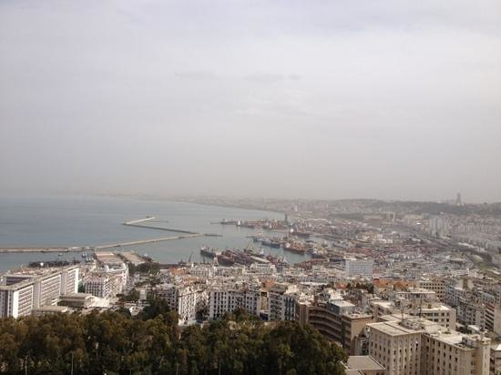 El Aurassi Hotel: view