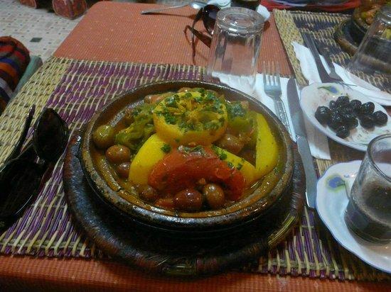La Petite Perle d'Essaouira : Food