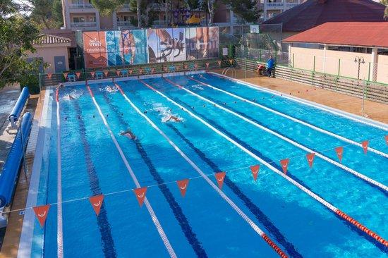 Viva Blue & Spa: Semi Olympic Swimming Pool