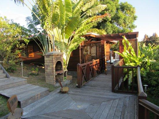 Residence de la Cousiniere: villa vue de l'exterieur