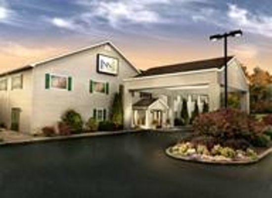 Verona, NY: Entrance - Inn at Turning Stone