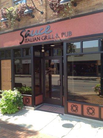 Sauce Italian Grill & Pub,  Adrian, MI
