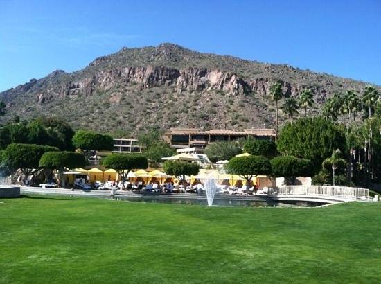 The Phoenician, Scottsdale: just another day!