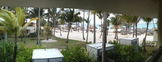 Paradisus Punta Cana Resort: Vista desde Habitacion