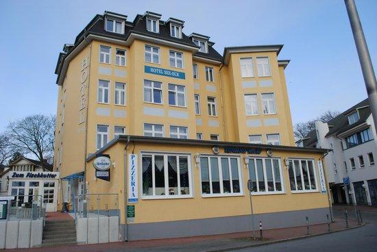 Seebad Heringsdorf, Tyskland: Hotel See Eck