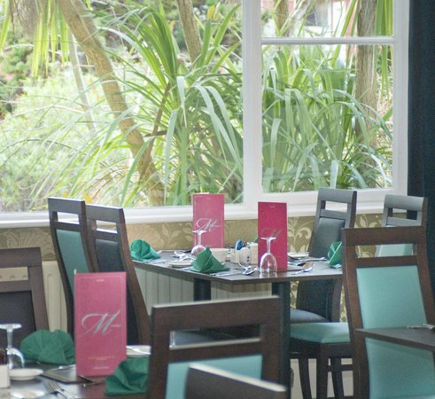Trecarn Hotel : Restaurant