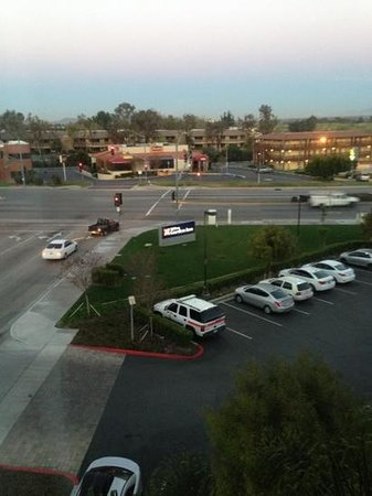 Hilton Garden Inn San Bernardino: view from room