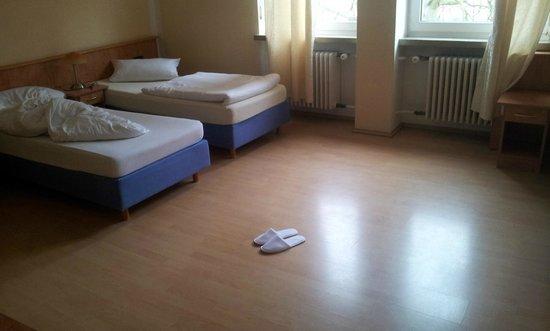 Hotel Central: Gute Betten für einen entspannenden Schlaf