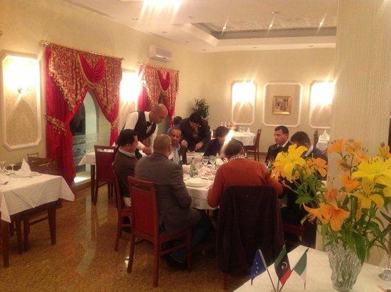 Storico Ristorante Italiano dal 1927: cena di lavoro