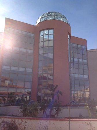 Marina Rey Hotel Almeria: Front