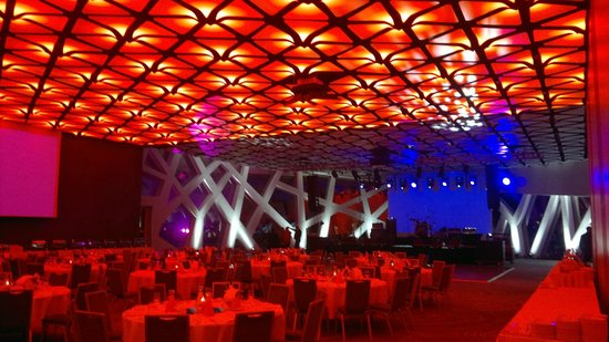 Hotel Narvil Conference & Spa: Main conference/banquet room
