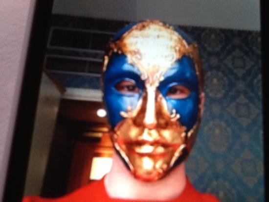 Il Canovaccio : one of my masks