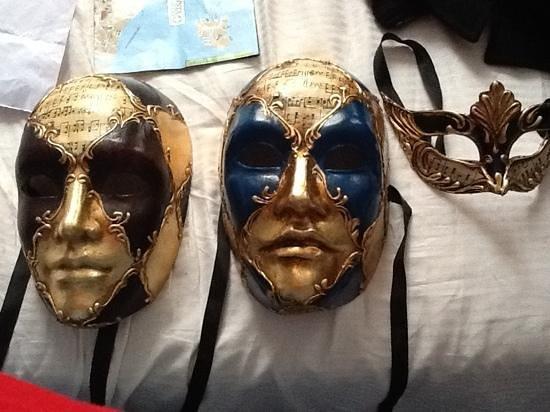 Il Canovaccio : all masks