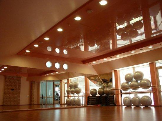 Hotel Ingul: Fitness