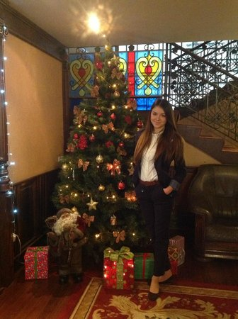 Hotel Ingul: New Year