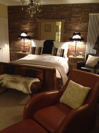 All Seasons Guest House Filey, B&B: our luxury suite - perfection!