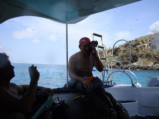 Dive Center Silberstein: Llamando a Poseidón!!