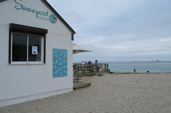 Swanpool Beach Cafe