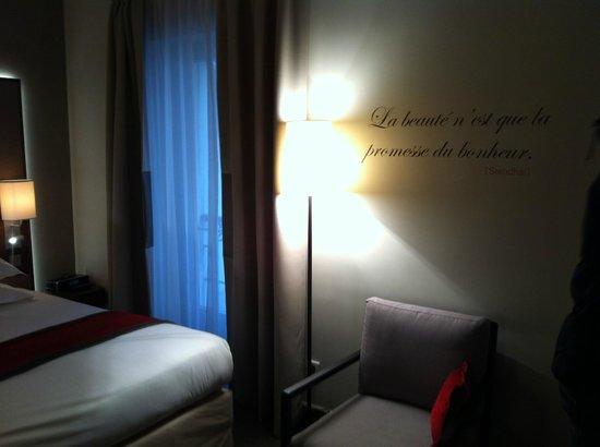 Hotel le Tourville: camera 18