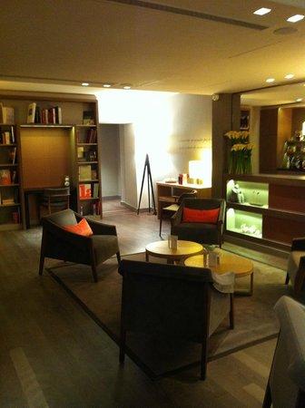Hotel le Tourville: hall