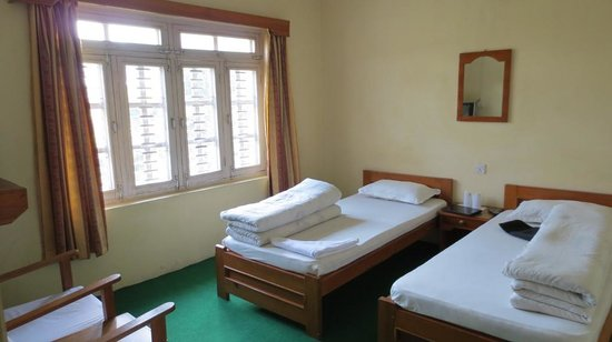 Hotel Serenity: Room