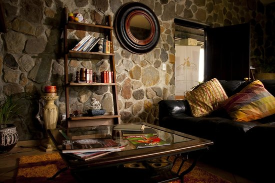 Hacienda Los Molinos Boutique Hotel: El Estudio