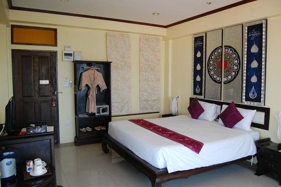 Chang Thai House : Delux Double Room