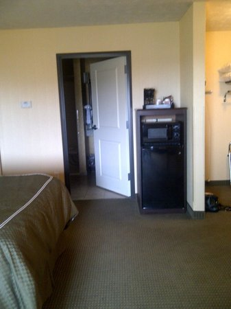 Comfort Suites Speedway - Kansas City : Room 308