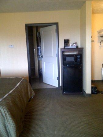 Comfort Suites Speedway, Kansas City : Room 308