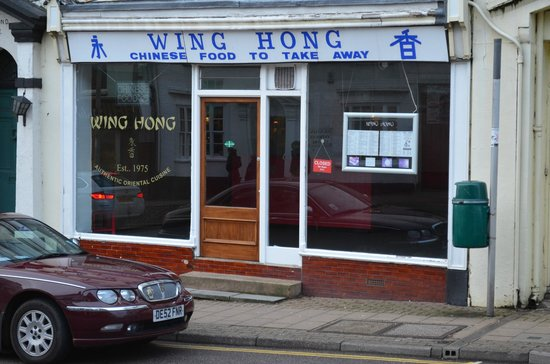 ‪Wing Hong Chinese Take Away‬