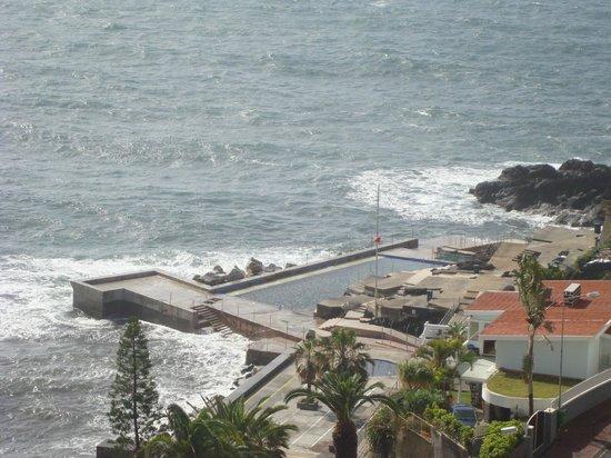 Hotel Baia Azul: as piscinas naturais