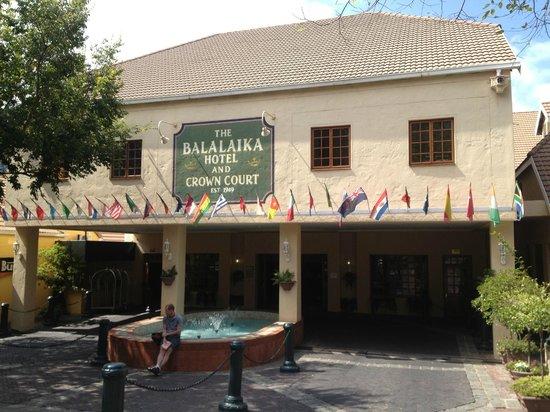 بروتيا هوتل بالالايكا ساندتون: Balalaika Hotel