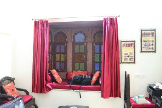 Heritage Kuchaman: Angolo caratteristico della nostra camera