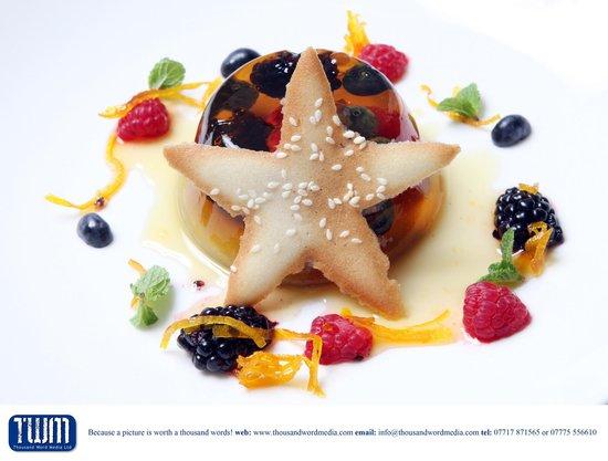 Star Bistro: Star Fruit Pimm's Jelly