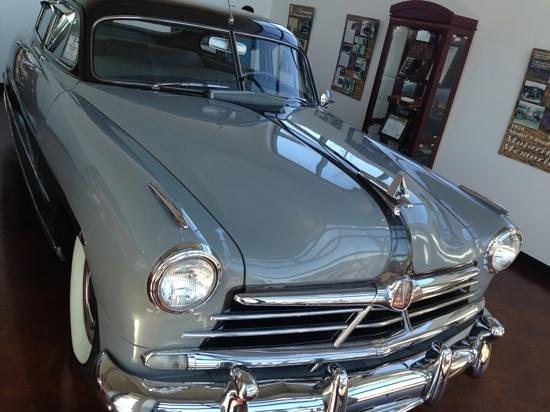 Swope's Cars of Yesteryear Museum: Hudson Hornet
