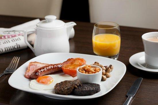 Kirklands Hotel: Full Scottish Breakfast