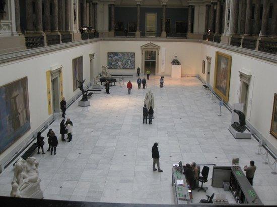 Royal Museums of Fine Arts of Belgium (Musees Royaux des Beaux Arts): Музей изящных искусств в Брюсселе